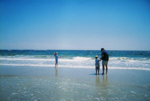 Overview kennebunkport summer rentals seasonal rental for Fishing beaches near me